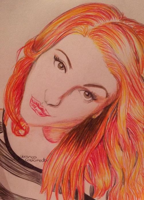 Hayley Williams by Veroniica009